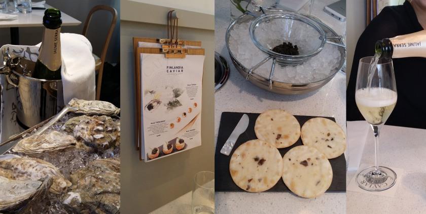 Finlandia Caviar Blogi